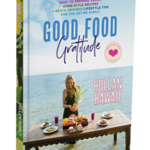 hollan hawaii vegan cookbook vegetarian