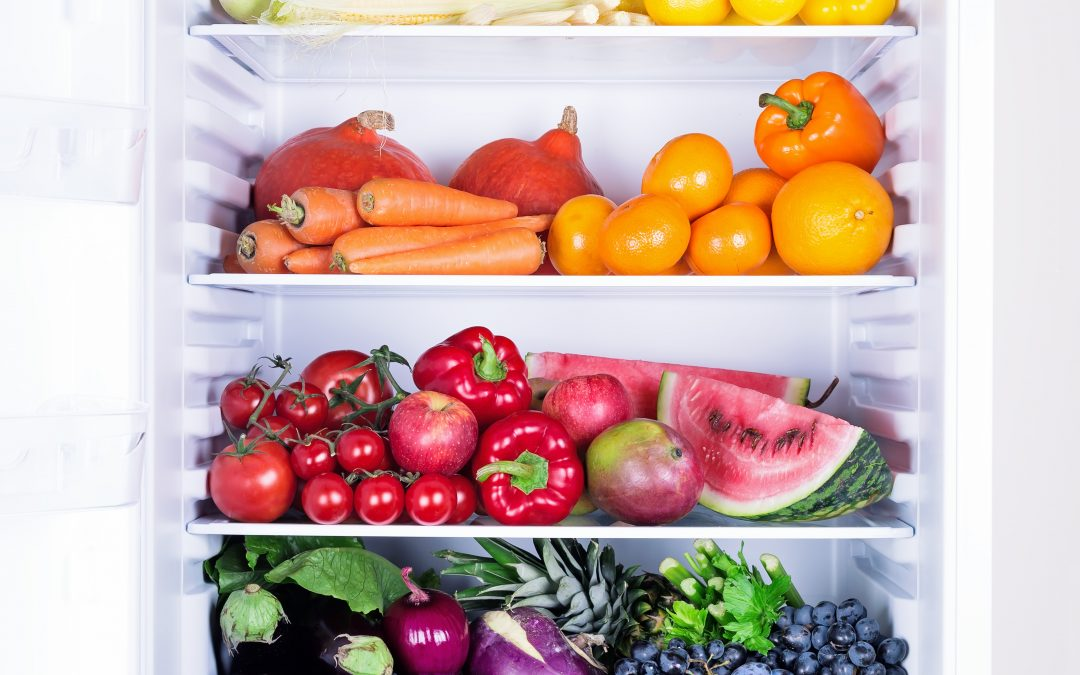WHY YOU WANT TO EAT ORGANIC…